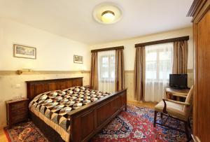 Hotel Konvice, Hotels  Český Krumlov - big - 15
