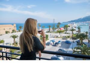 Phoenix Hotel, Hotely  Zakynthos Town - big - 4