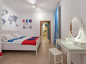 Apartament Aurora, Appartamenti  Cracovia - big - 27