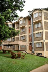 Methodist Guest House and Conference Centre, Penzióny  Nairobi - big - 36