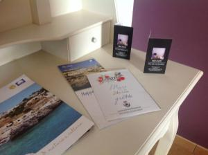 B&B Zahir, Bed & Breakfast  Castro di Lecce - big - 39
