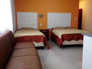 Gran Hotel Canada, Hotely  Santa Cruz de la Sierra - big - 65