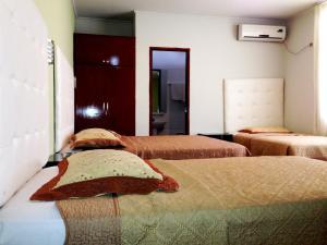 Gran Hotel Canada, Hotely  Santa Cruz de la Sierra - big - 4