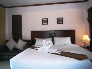 Seabreeze Hotel Kohchang, Отели  Чанг - big - 16