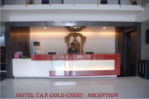 Hotel T.A.P. Gold Crest, Hotely  Bangalore - big - 36