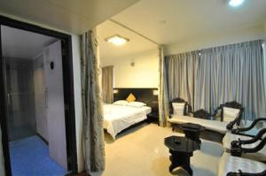 Hotel T.A.P. Gold Crest, Hotely  Bangalore - big - 15