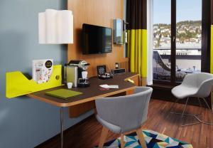 Deluxe Tweepersoonskamer met Terras - Bovenste Verdieping