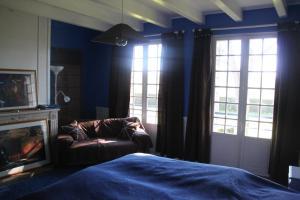 Chambres d'hôtes Manoir du Buquet, Bed & Breakfast  Honfleur - big - 2