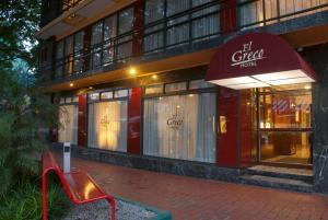 Отель Hotel El Greco, Мехико