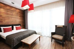 Polyana 1389 Hotel & Spa, Szállodák  Esztoszadok - big - 39