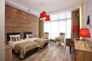 Polyana 1389 Hotel & Spa, Szállodák  Esztoszadok - big - 57
