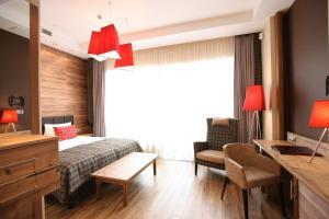 Polyana 1389 Hotel & Spa, Szállodák  Esztoszadok - big - 3