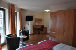 Hotel Restaurant Zum Schwan, Hotel  Mettlach - big - 27