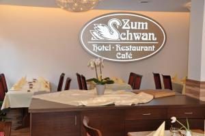 Hotel Restaurant Zum Schwan, Szállodák  Mettlach - big - 47