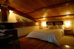 Casa Rural Cal Rei, Vidiecke domy  Lles - big - 25