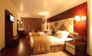 City Star Hotel, Hotel  Dubai - big - 7