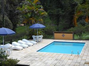 Pousada Solar dos Vieiras, Guest houses  Juiz de Fora - big - 37