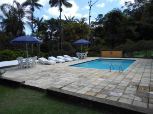 Pousada Solar dos Vieiras, Guest houses  Juiz de Fora - big - 36