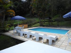 Pousada Solar dos Vieiras, Guest houses  Juiz de Fora - big - 35