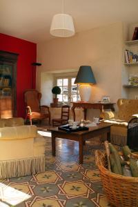 Chambres d'Hôtes Clos de Mondetour, Panziók  Fontaine-sous-Jouy - big - 13