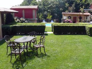 Hotel A Palleira, Hotely  Allariz - big - 12