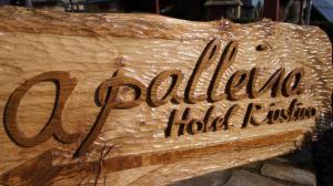 Hotel A Palleira, Hotely  Allariz - big - 11