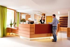 Hotel und Appartementhof Waldeck, Hotels  Bad Füssing - big - 31