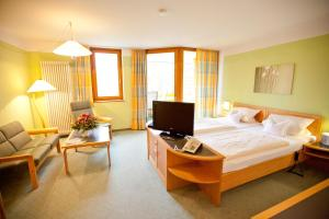 Hotel und Appartementhof Waldeck, Hotels  Bad Füssing - big - 48