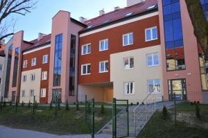 Słoneczny Apartament, Apartmány  Giżycko - big - 21
