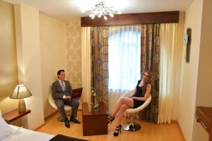 Ficoa Real Suites, Hotel  Ambato - big - 37