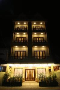 Avalon Hotel, Hostince  Vientiane - big - 1