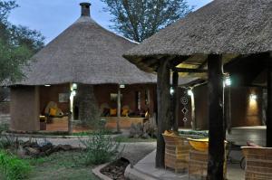 Munga Eco-Lodge, Chaty v prírode  Livingstone - big - 1