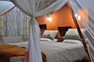 Munga Eco-Lodge, Chaty v prírode  Livingstone - big - 4