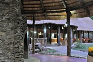 Munga Eco-Lodge, Chaty v prírode  Livingstone - big - 18