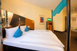 Centro Hotel Vier Jahreszeiten, Hotels  Leipzig - big - 15