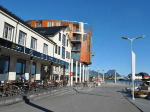 Lofoten Suitehotel, Hotels  Svolvær - big - 23