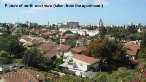 Kfar Saba View Apartment, Apartmány  Kefar Sava - big - 7