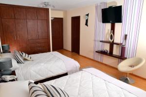 Ficoa Real Suites, Hotel  Ambato - big - 18