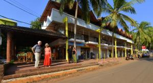 Silver Sands Sunshine - Angaara, Hotely  Candolim - big - 58