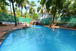 Silver Sands Sunshine - Angaara, Hotels  Candolim - big - 60
