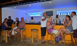 Silver Sands Sunshine - Angaara, Hotels  Candolim - big - 64