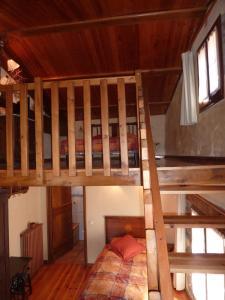 Casa Rural Cal Rei, Vidiecke domy  Lles - big - 27