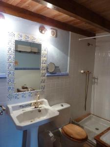 Casa Rural Cal Rei, Vidiecke domy  Lles - big - 28