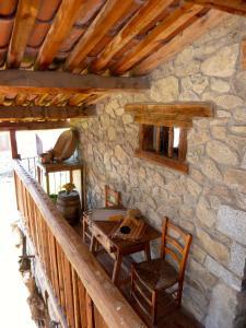 Casa Rural Cal Rei, Vidiecke domy  Lles - big - 31