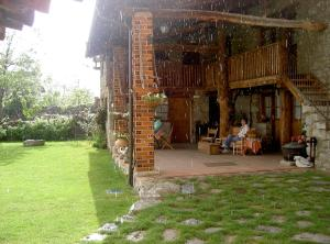 Casa Rural Cal Rei, Загородные дома  Lles - big - 40