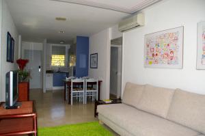 Apartamentos Centremar, Апартаменты  Л'Эстартит - big - 7