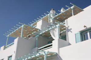 Villa Meliti, Aparthotels  Platis Yialos Mykonos - big - 63
