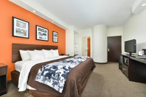 Sleep Inn & Suites at Concord Mills, Hotels  Concord - big - 2