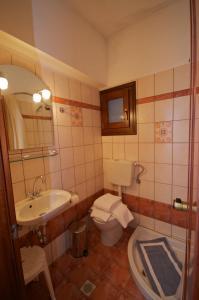 Guesthouse Papagiannopoulou, Apartmanok  Zagorá - big - 96