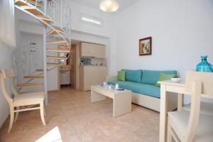 Aigaio Studios, Apartmány  Tinos Town - big - 64